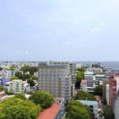 Hotel Jen Maldives Malé by Shangri-La пляж фото 2
