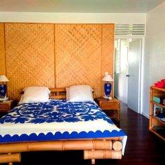 Отель Le Fare Iris Французская Полинезия, Муреа - отзывы, цены и фото номеров - забронировать отель Le Fare Iris онлайн детские мероприятия