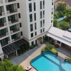 Отель Lasalle Suites & Spa бассейн фото 2