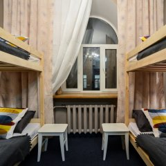 Hotel & Hostel Vstrechi na Arbate сауна