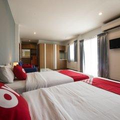 Отель Sea Breeze Jomtien Residence Таиланд, Паттайя - отзывы, цены и фото номеров - забронировать отель Sea Breeze Jomtien Residence онлайн сейф в номере