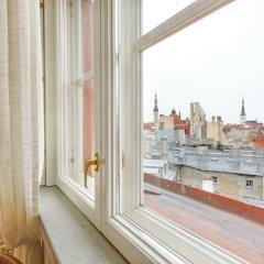 Savoy Boutique Hotel by TallinnHotels балкон