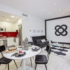 Отель Sweet Inn Apartments - Fira Sants Испания, Барселона - отзывы, цены и фото номеров - забронировать отель Sweet Inn Apartments - Fira Sants онлайн сауна