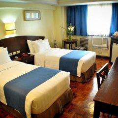 Отель Fersal Hotel - Manila Филиппины, Манила - отзывы, цены и фото номеров - забронировать отель Fersal Hotel - Manila онлайн комната для гостей фото 4