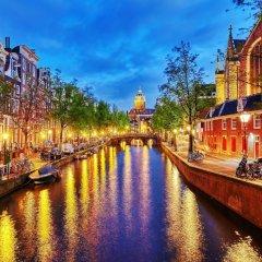 Отель Jordaan Area Нидерланды, Амстердам - отзывы, цены и фото номеров - забронировать отель Jordaan Area онлайн приотельная территория
