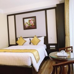 Hoang Minh Chau Ba Trieu Hotel Далат комната для гостей фото 3