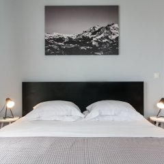 Апартаменты Syntagma Square Luxury Apartment Афины сейф в номере