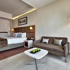 Отель The George Мальта, Сан Джулианс - отзывы, цены и фото номеров - забронировать отель The George онлайн комната для гостей фото 3