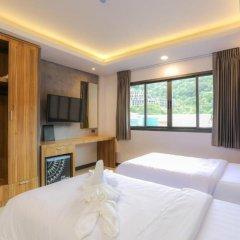 Отель Kata Noi Pavilion пляж Ката комната для гостей фото 5