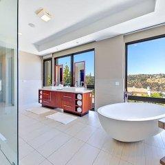 Отель Villa Gracie США, Лос-Анджелес - отзывы, цены и фото номеров - забронировать отель Villa Gracie онлайн ванная