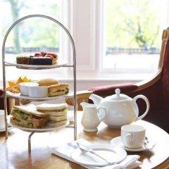 Отель Old Waverley Hotel Великобритания, Эдинбург - отзывы, цены и фото номеров - забронировать отель Old Waverley Hotel онлайн питание фото 2