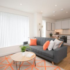 Апартаменты Moonside - Stunning Angel Apartments Лондон фото 29