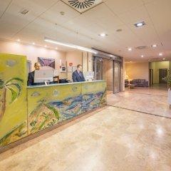 Отель Checkin Valencia интерьер отеля фото 2