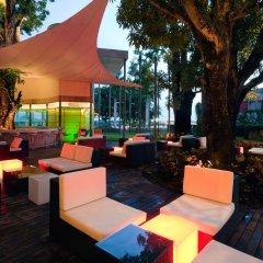 Отель Holiday Inn Tuxpan гостиничный бар