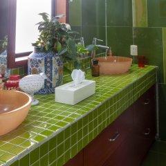 Отель Casa Habitación San Angel Мехико ванная