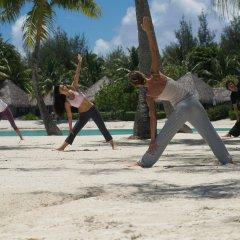 Отель Le Meridien Bora Bora фитнесс-зал фото 3