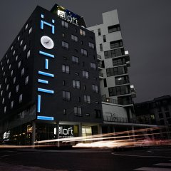 Отель Aloft Brussels Schuman Бельгия, Брюссель - 2 отзыва об отеле, цены и фото номеров - забронировать отель Aloft Brussels Schuman онлайн фото 4