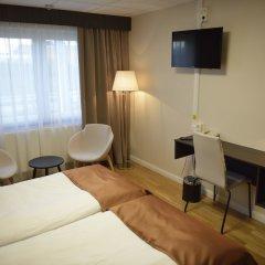 Отель Hotell Nova Швеция, Карлстад - отзывы, цены и фото номеров - забронировать отель Hotell Nova онлайн комната для гостей фото 3