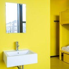 Отель WOW Amsterdam Нидерланды, Амстердам - 2 отзыва об отеле, цены и фото номеров - забронировать отель WOW Amsterdam онлайн ванная фото 2