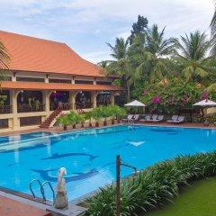Отель Sunny Beach Resort and Spa бассейн