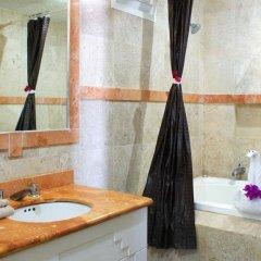 Отель Maya Turquesa Мексика, Плая-дель-Кармен - отзывы, цены и фото номеров - забронировать отель Maya Turquesa онлайн ванная