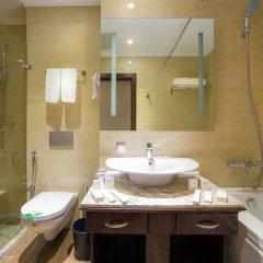 Отель Шера Парк Инн Алматы ванная