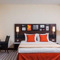 Гостиница Radisson Blu Челябинск комната для гостей фото 5