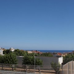 Отель Hostal El Castell пляж