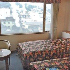 Отель Beppu Kannawa Onsen Hotel Fugetsu Hammond Япония, Беппу - отзывы, цены и фото номеров - забронировать отель Beppu Kannawa Onsen Hotel Fugetsu Hammond онлайн комната для гостей фото 5