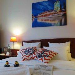 Hotel Novotel Suites Wien City Donau комната для гостей фото 4