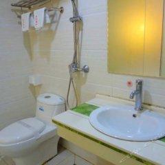 Отель Yuexin Hotel Китай, Гуанчжоу - отзывы, цены и фото номеров - забронировать отель Yuexin Hotel онлайн ванная