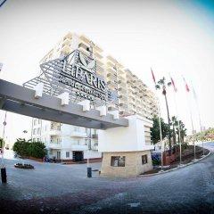 Liparis Resort Hotel & Spa парковка