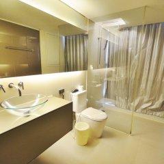 Отель The Heritage Hotels Bangkok ванная