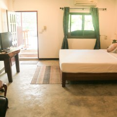 Отель Kata Leaf Resort комната для гостей фото 2