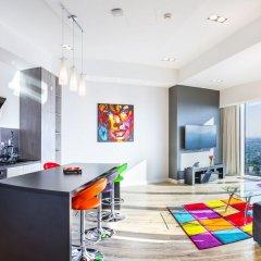 Отель 40th+ Floor Luxury Apartments in Sky Tower Польша, Вроцлав - отзывы, цены и фото номеров - забронировать отель 40th+ Floor Luxury Apartments in Sky Tower онлайн детские мероприятия фото 2