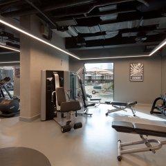 Отель Rove Trade Centre фитнесс-зал