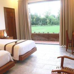 Отель Lama Villa Hoi An Вьетнам, Хойан - отзывы, цены и фото номеров - забронировать отель Lama Villa Hoi An онлайн комната для гостей фото 4