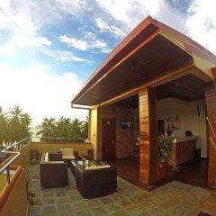Отель Reveries Diving Village, Maldives балкон
