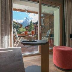 Отель Eden Wellness Швейцария, Церматт - отзывы, цены и фото номеров - забронировать отель Eden Wellness онлайн балкон