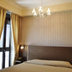 Отель Vila Alba Тирана комната для гостей