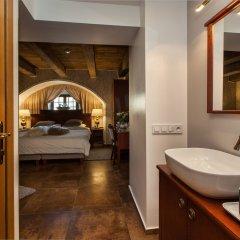 Отель The Granary Прага ванная