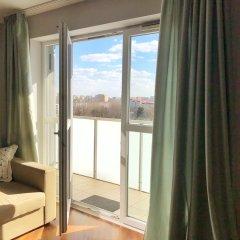 Апартаменты Fox Center Apartments Варшава комната для гостей
