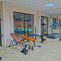 Отель Grand Royale Apartment Complex & Spa Болгария, Банско - отзывы, цены и фото номеров - забронировать отель Grand Royale Apartment Complex & Spa онлайн фитнесс-зал