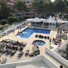 Отель Apartamentos Inn бассейн фото 3