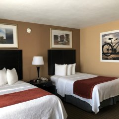Отель Days Inn by Wyndham Hollywood Near Universal Studios комната для гостей фото 3