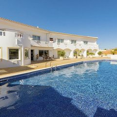 Отель Vila Channa Португалия, Албуфейра - отзывы, цены и фото номеров - забронировать отель Vila Channa онлайн бассейн фото 2