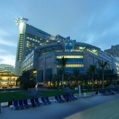 Отель Beach Rotana ОАЭ, Абу-Даби - 1 отзыв об отеле, цены и фото номеров - забронировать отель Beach Rotana онлайн городской автобус