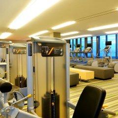 Отель Aloft Zhengzhou Shangjie фитнесс-зал фото 2