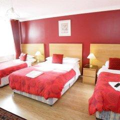 Clifton Hotel Глазго комната для гостей фото 5