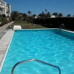 Отель Cala Montero бассейн